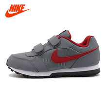 Original NIKE MD RUNNER 2 (PSV) Professinal Kids Boys Running Shoes Comfort Breathable Sport Sneakers Size 28-35(China)