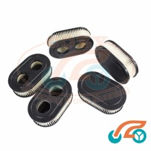 5 pcs Air Filter Cleaner for Briggs & Stratton 798452 593260 Stens 102-851 Oregon 30-168 Rotary 14364 Lawn Mower 09P702
