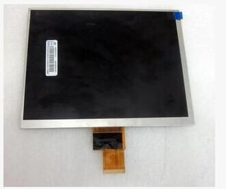 Free shipping 8inch HD LCD for ONDA V811 Tablet display screen ,40pin LCD screen ,cable H-B08024FPC1-C0 ,size:174*135mm<br>