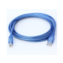 5M 15Ft USB 2.0 Type A Male to B Male Printer Cable Sync Data Charger Cable Wholesale 100pcs