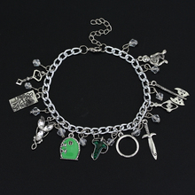 Charm Movie Series Bracelets Crystal Twilight Star Arwen Evenstar Dangle Bracelet Wristhand Accessories Gift