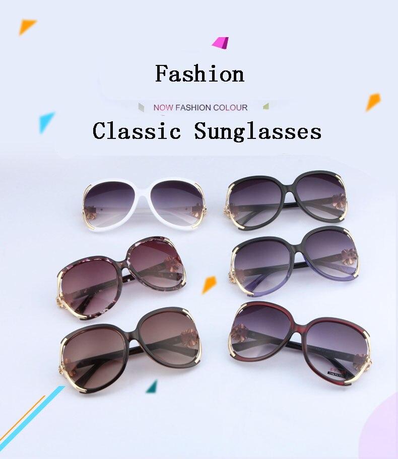 REDLOVER Fashion Sunglasses Women Brand Design Elegant Female Sun Glasses UV400 Goggles Eyewear Ladies Shades Oculos Gafas Retro