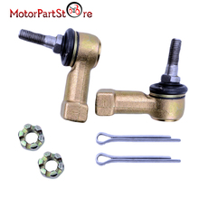 Tie Rod End Kit for Kawasaki ATV Brute Force Prairie KVF650 KFX700 KVF750 KFX 750 KVF 650 750 Motorcycle Pit Bike Part #(China)