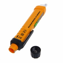 PM8908C 50-60Hz AC 12-1000V Non Contact Voltage Tester Pen Circuit Detector New 2017(China)