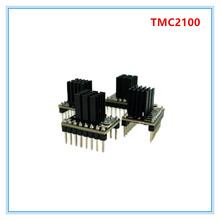 1pcs StepStick MKS TMC2100 stepper motor driver ultra-silent controller superior protection for 3D Printer parts