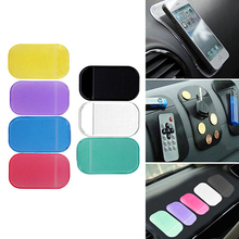 Car Styling Unusual Car Magic Anti-Slip Dashboard Sticky Pad Non-slip Mat GPS Phone Holder Accessory