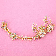 Handmade Luxury Women Hair Accessories Bridal Wedding Rhinestone Crystal Tiara Head Piece Jewelry