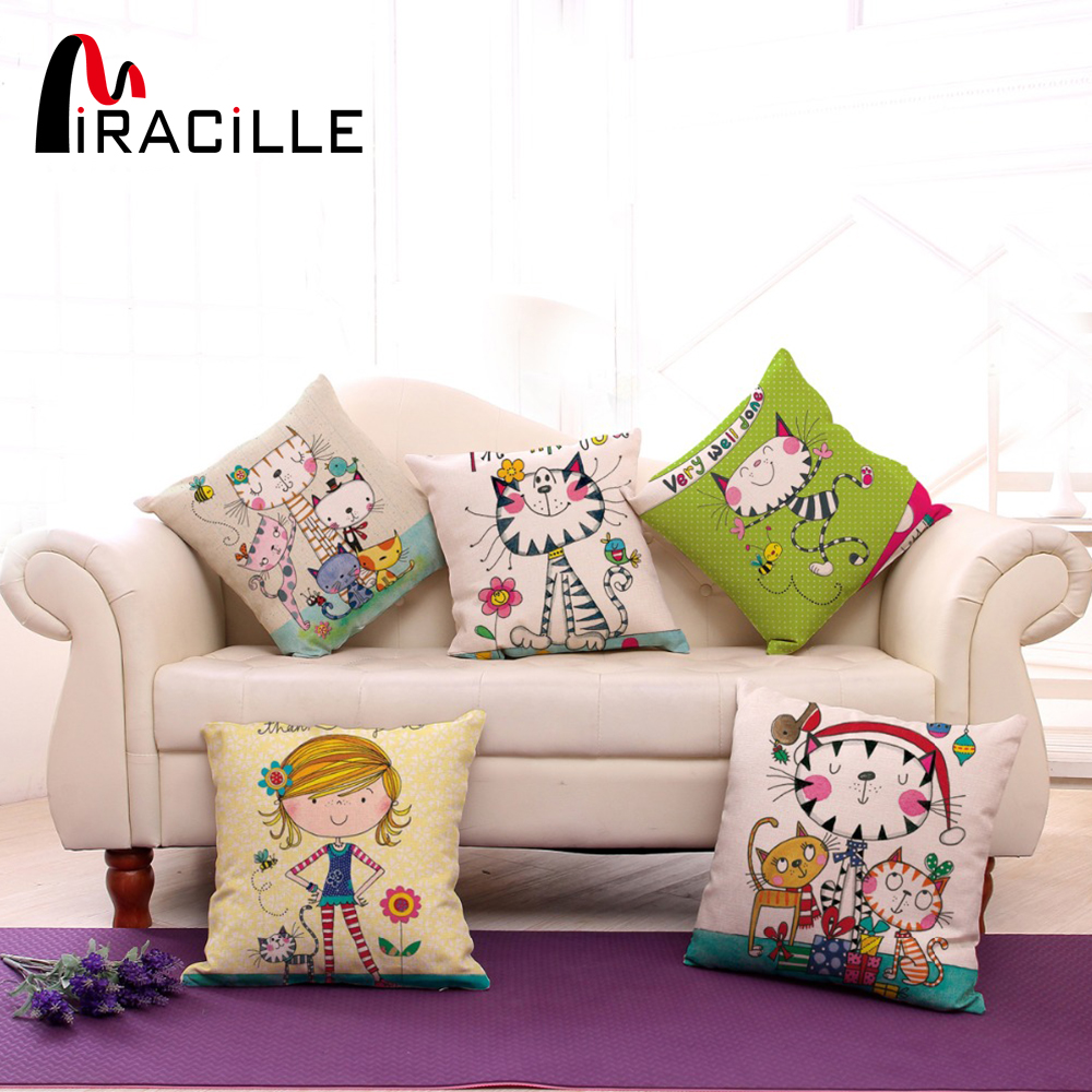 special offer of pillow cartoon in
