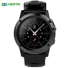 HESTIA H1 Smart Watch IP68 Waterproof MTK6572 4GB 512MB 3G GPS Wifi Heart Rate Tracker For Android IOS Camera 500W PK KW88(China)