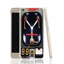 18541 back to the future flux capacitor cell phone Cover Case for Xiaomi Mi M 2 3 4 5 Mi4 Mi2 Mi3 Mi4 4S 4I 4C Mi5 NOTE