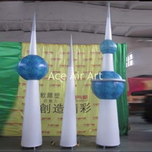 portable and reuse  inflatable cone Inflatable TV Tower