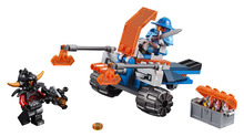 LEPIN Nexo Knights Knighton Battle Blaster Combination Marvel Building Blocks Kits Toys Compatible Legoe Nexus - ZE World store