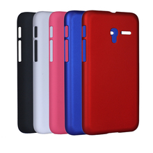 08 Frosted Plastic Hard Protective Back Shell Case fFor Alcatel One Touch Pop 3 5.0 5065D 5065X 5065W 5015D 5015E 5015X 5015A
