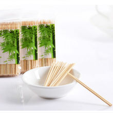 200 Pcs/bag Bamboo natural eco-friendly Toothpicks Oral Wooden Tooth Pick Care AU352(China)