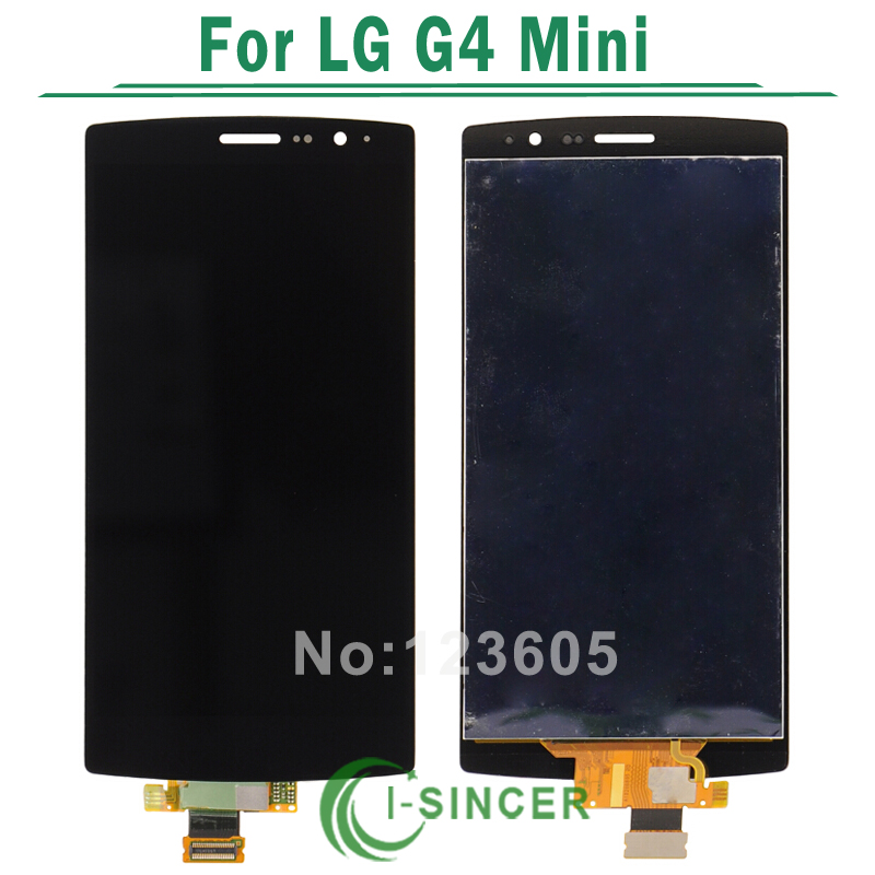 1/PCS For LG G4 mini LCD Display Touch screen Digitizer Assembly Free Shipping<br>