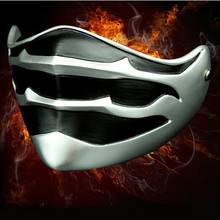 high quality final fantasy mask final fantasy movie theme party supplies jabbawockeez halloween mask samurai mask cosplay mask