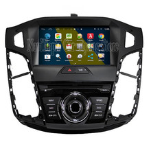 Brand New 8 Inch Quad Core 1024*600 Android Car PC for Ford Focus 2012 Car DVD Multimedia Player
