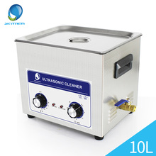 Ultrasonic Jewelry Cleaner 10L 240W 40kHz Baskets Watches Dental PCB Washer Heated Ultrasound Industrial Cleaner Ultrasonic Bath