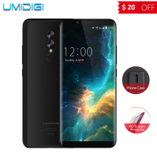 "Presale UMIDIGI S2 Lite Dual Rear Camera 7.0"" 5100Mah Battery Smart Mobile Phone 4GB RAM 32GB ROM Google Play Android Cell Phone(China)"