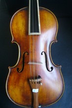 Handmade violin handmade baroque violin advanced baroque violin 4/4 size(China)