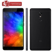 "Original Xiaomi Redmi Note 4X 4 X 3GB 16GB Mobile Phone Snapdragon 625 Octa Core 5.5"" 1080P FHD 13MP Fingerprint ID MIUI 8 OTA"
