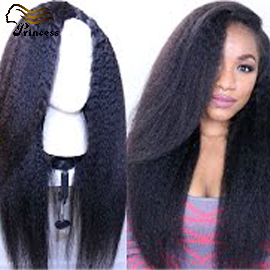 Cheap Full Lace Human Hair Wigs Brazilian Virgin Hair Kinky Straight Lace Front Wigs Human Hair Full Lace Wigs For Black Women<br><br>Aliexpress