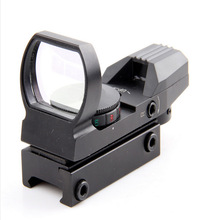 High quality caza red and green dot sight riflescope high-power HD gunsight for hunting guns camera