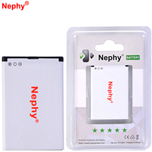 2017 Original Nephy Battery BP-4L For NOKIA E52 E55 E61 E61i E63 E71 E71X E72 E72i E73 E90 E90i E95 N97 Cell Phone Batteries