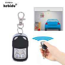 433Mhz Universal Wireless Remote Control Receiver Module and RF Transmitter Electric Cloning  Gate Garage Door Auto Keychain Hot