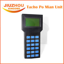 Highly recommend 2016 newest diagnostic unlocked tacho odometer correction universal tacho pro 2008 main unit tachopro main unit(China)