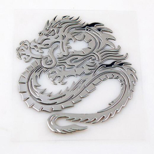 NEUSPEED Car Auto Motorcycle Logo Dragon Emblem Side Metal Badge Car Styling Stickers Automobiles Car-Styling Accessories(China)