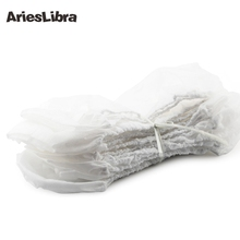 AriesLibra Hot Sale 10pcs/LOT  Good Quality Beauties Nail Tool  Replacement Bag For Nail Art Dust Suction Collector