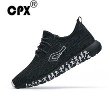 CPX men super light weight running shoes mens breathable confortable athletic lifestyle shoes Sport sneakers(China)