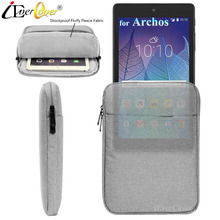 Mobile Phone Bag Sleeve Case for Archos 79b Neon , 70c Neon , 70 Xenon Color / Oxygen / Neon+ Plantinum 3G 7-inch Pouch Cover