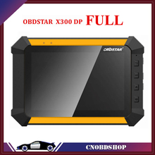 OBDSTAR X300 DP Android Tablet Key Programmer Full Configuration X300 DP with Multi-languages(China)