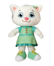 NEW Discount Tiger's Neighborhood Daniel Tiger 30cm Stuffed Animals Katerina Cat Plush Toy Kids Toys for Children Christmas Gift