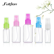 Fulljion 50/30/20ml Refillable Portable Mini Perfume Bottle &Traveler Spray Atomizer Empty Parfum Bottle Scent Pump Case Tools(China)