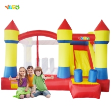 YARD Free Shipping Bouncy Dream Castle Home Use Inflatable Jumper Bouncer  For Kids Fun
