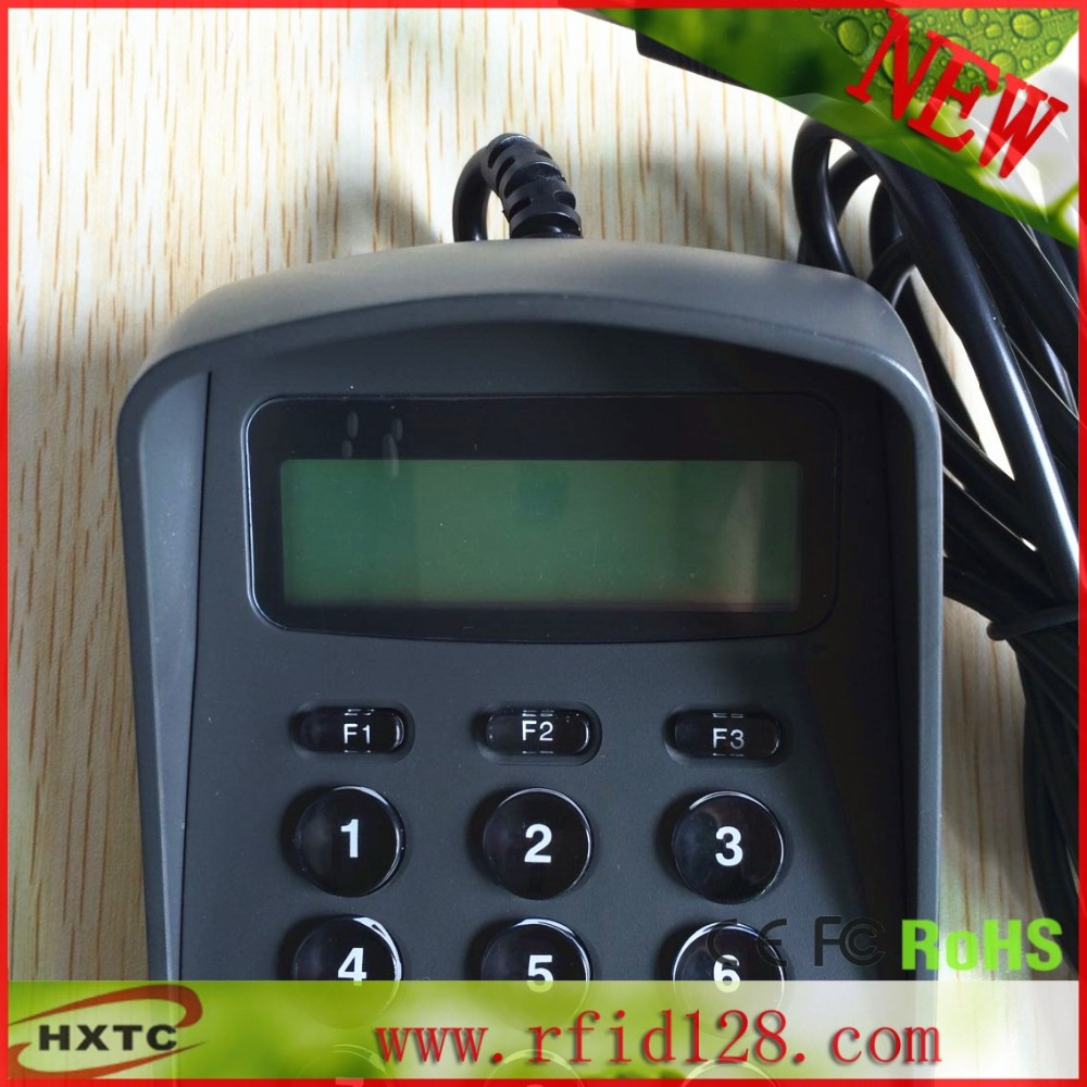 RS232 interface programmable EPOS systems Password keyboard with LCD<br>
