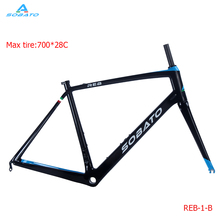 2016 New products cheap carbon road frame bike racing bicycle frameset Size XL/S/M/L/ chinese carbon frames cadre carbone route