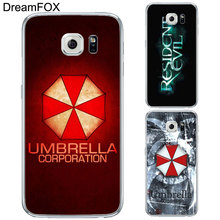 L230 Resident Evil Umbrella Soft TPU Silicone Case Cover For Samsung Galaxy Note 3 4 5 8 S5 S6 S7 Edge S8 Plus Grand Prime
