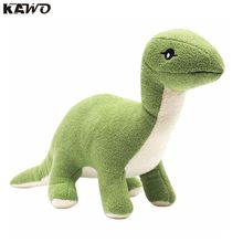 KAWO Stuffed Dinosaur Plush Animal Suitable For Toddlers and Children 7.8 inches Tall