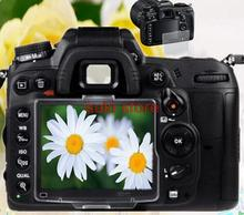 For Nikon D600 AS BM-14 Hard LCD Monitor Cover Screen Protector Film