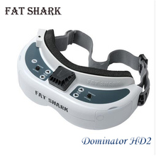 Newest FatShark Dominator HD2 Glasses HD Image Transmission DVR Recording FPV Video Glasses HD Input Free Shipping
