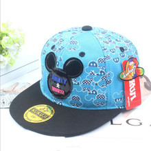 2017 cartoon cute Mickey children baseball cap Mouse Snapback Hats brand Hip-hop cap Bone aba reta gorra Kids Chapeau