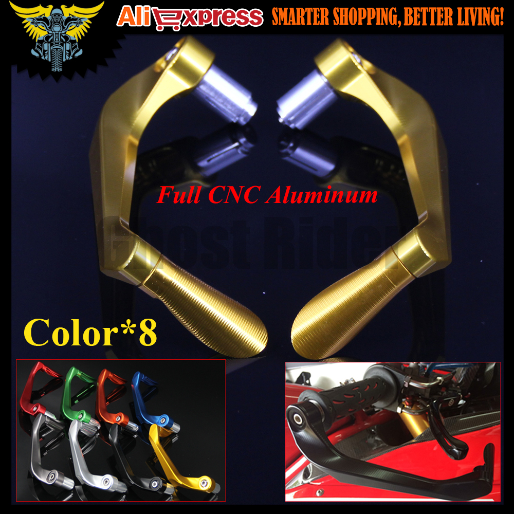 For Honda VTR1000F / FIRESTORM CBR1100XX / BLACKBIRD ST1300/ST1300A 7/8 22mm CNC Handlebar Brake Clutch Levers Protector Guard<br>