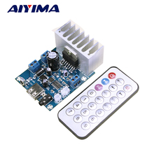 Buy AIYIMA 2.0 Amplificador TDA7297 Power Amplifiers Audio Board MP3 WAV Lossless Decoder Board 12V 15W x 2 Amp Board for $9.12 in AliExpress store
