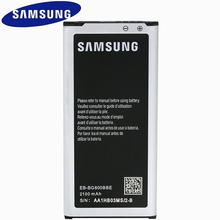 SAMSUNG Original Replacement Battery for Samsung Galaxy S5 Mini G800F G800H EB-BG800BBE NFC