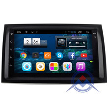 1024*600 Quad Core Android audio Fit for KIA Sorento 2009 2010 2011 2012 Car DVD Player GPS Navigation Radio free maps