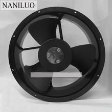NANILUO A2259-MBL TC.GN Brand New 25489 250mm 220V metal frame cooling fan(China)